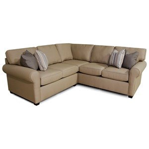 England U2630 Sectional Sofa