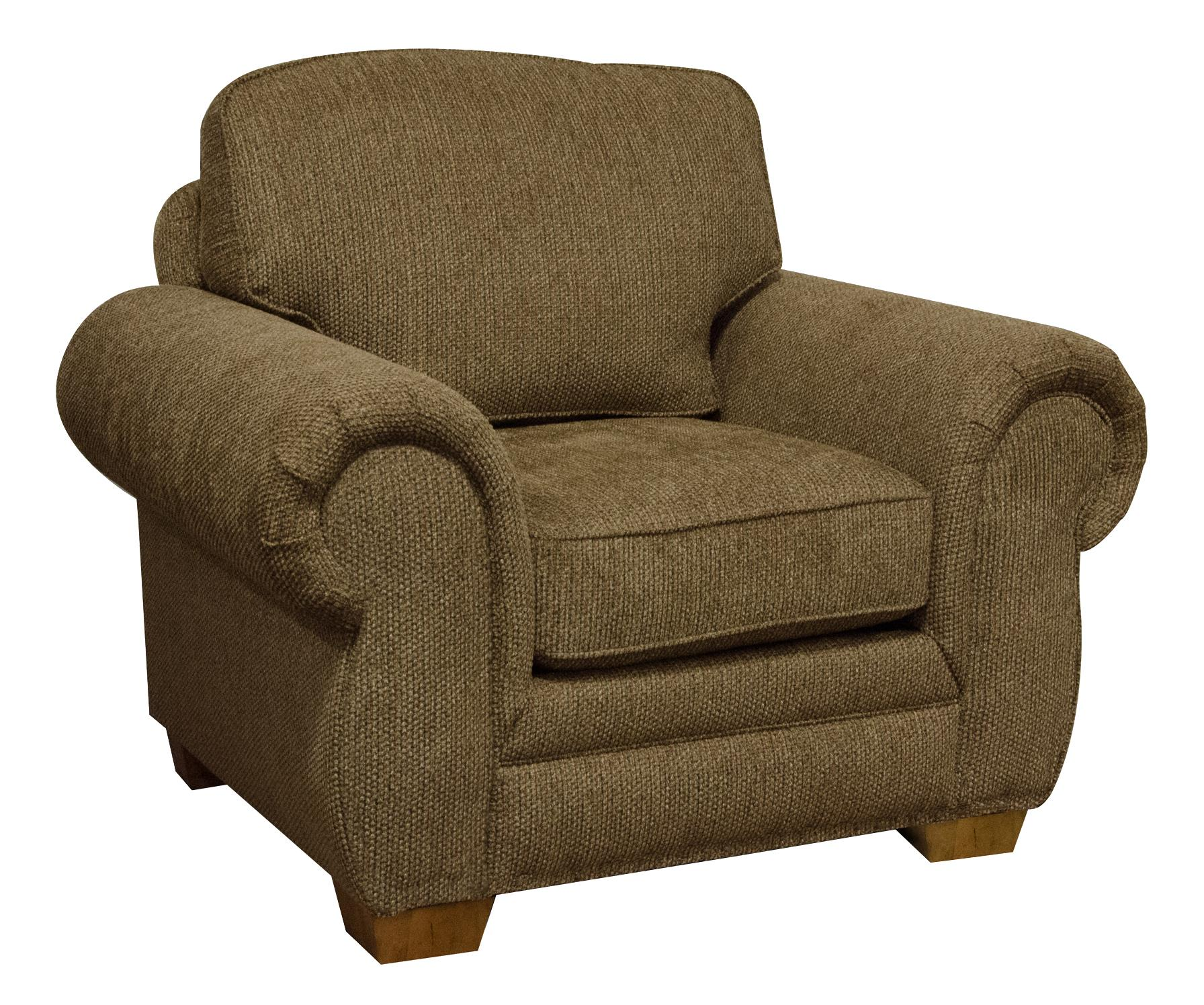 England Walters Chair - Item Number: 6634-6432