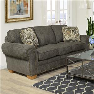 England Walters Sofa with Nailhead Trim