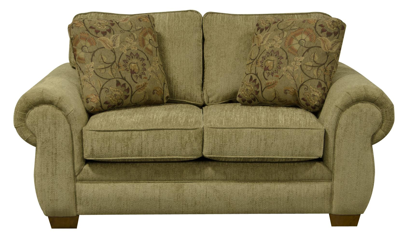 England Walters Loveseat - Item Number: 6636-6939