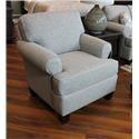 England Weaver Brentwood Pepper Chair - Item Number: 5384 FK BRENTWOOD-PEPPER