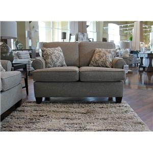 Brentwood Pepper Loveseat