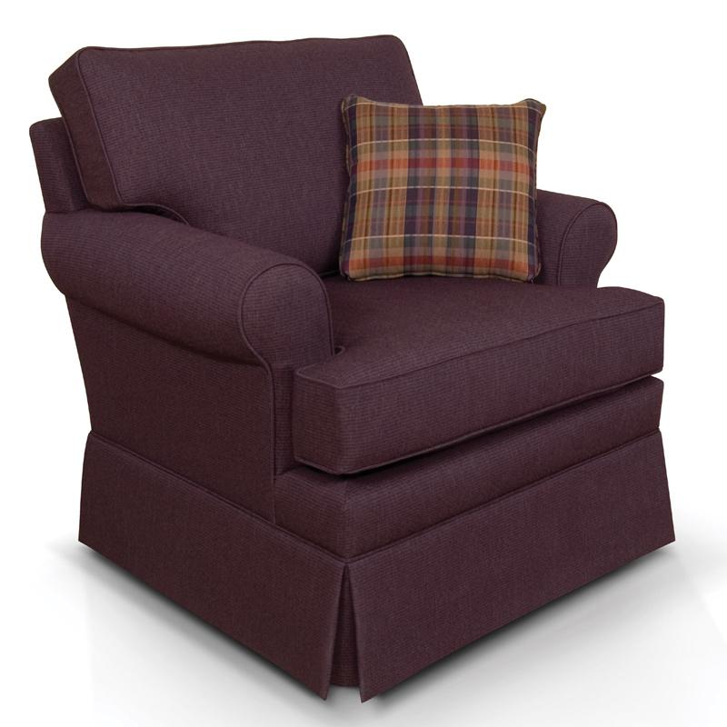 England William Glider Chair - Item Number: 5330-71
