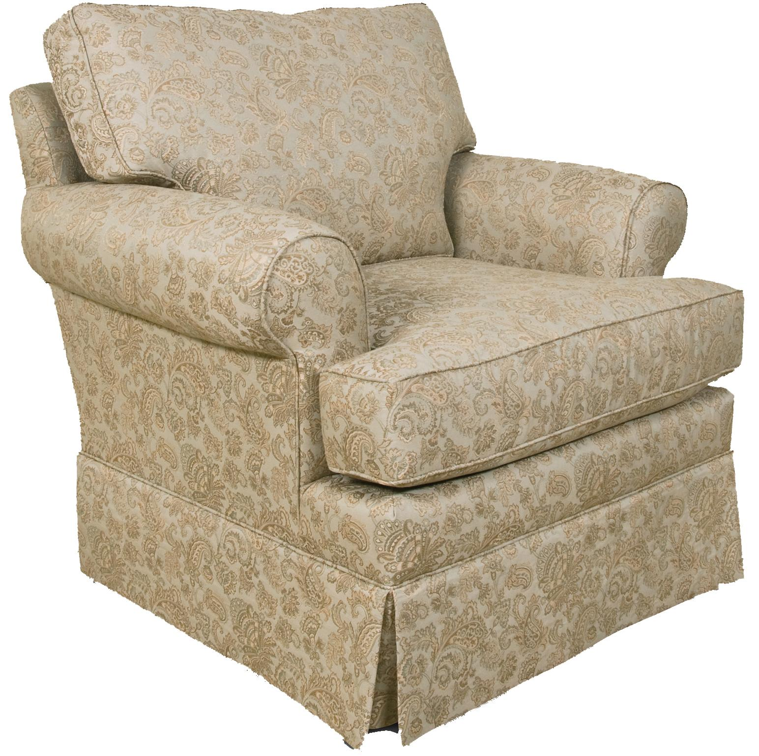 England William Traditional Chair - Item Number: 5334
