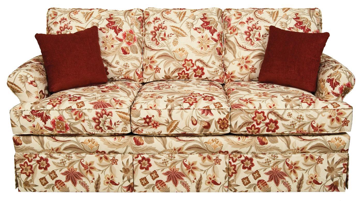England William Traditional Sofa - Item Number: 5335