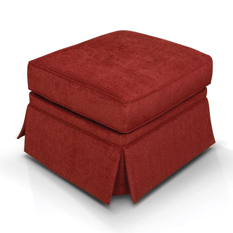 England William Box Top Ottoman - Item Number: 5337