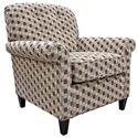England Winslow Upholstered Chair - Emerling Willow