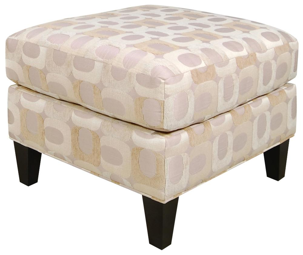 England Winslow Ottoman - Item Number: 8457