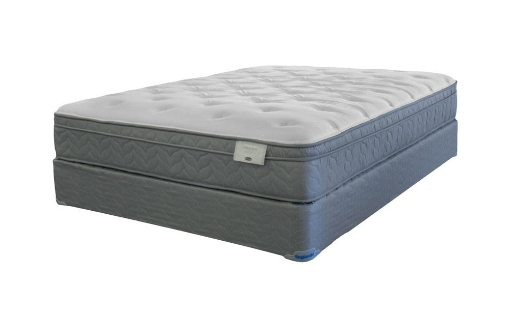 Englander Christina Euro Top Full Mattress & Foundation - Item Number: ENGLA-GRP-CHRISTINA-EPT-FULL-HP