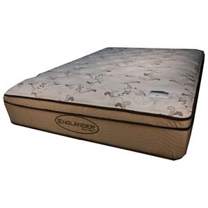 """Englander Macy Pillow Top King 14"""" Pillow Top Mattress"""