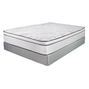 englander letterman king mattress u0026 2 foundations