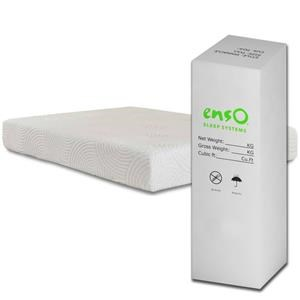 Enso Sleep Systems Bristol 10 King 10 Gel Memory Foam Mattress