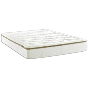 Dream Weaver Queen 10 Inch Memory Foam Mattress by Enso Sleep Systems