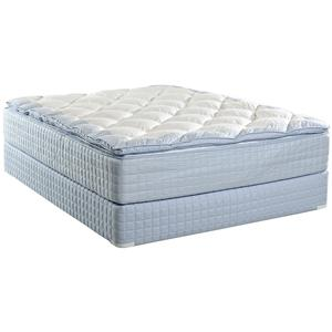 Grandeur Queen 13.5 Inch Memory Foam Mattress and Foundation by Enso Sleep Systems