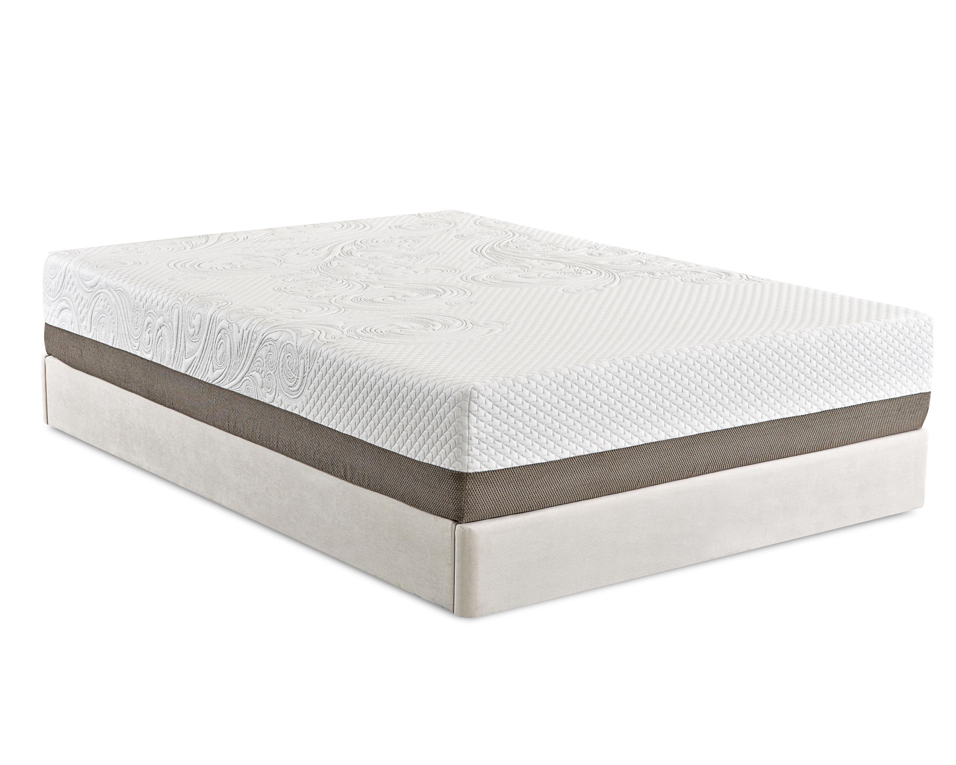 Enso Sleep Systems Strata Enso King 12 Quot Gel Memory Foam