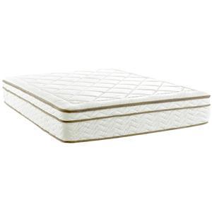 "Enso Sleep Systems The Natural Queen 12"" Memory Foam Mattress"