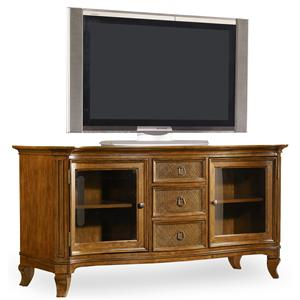 Hamilton Home Windward Entertainment Console