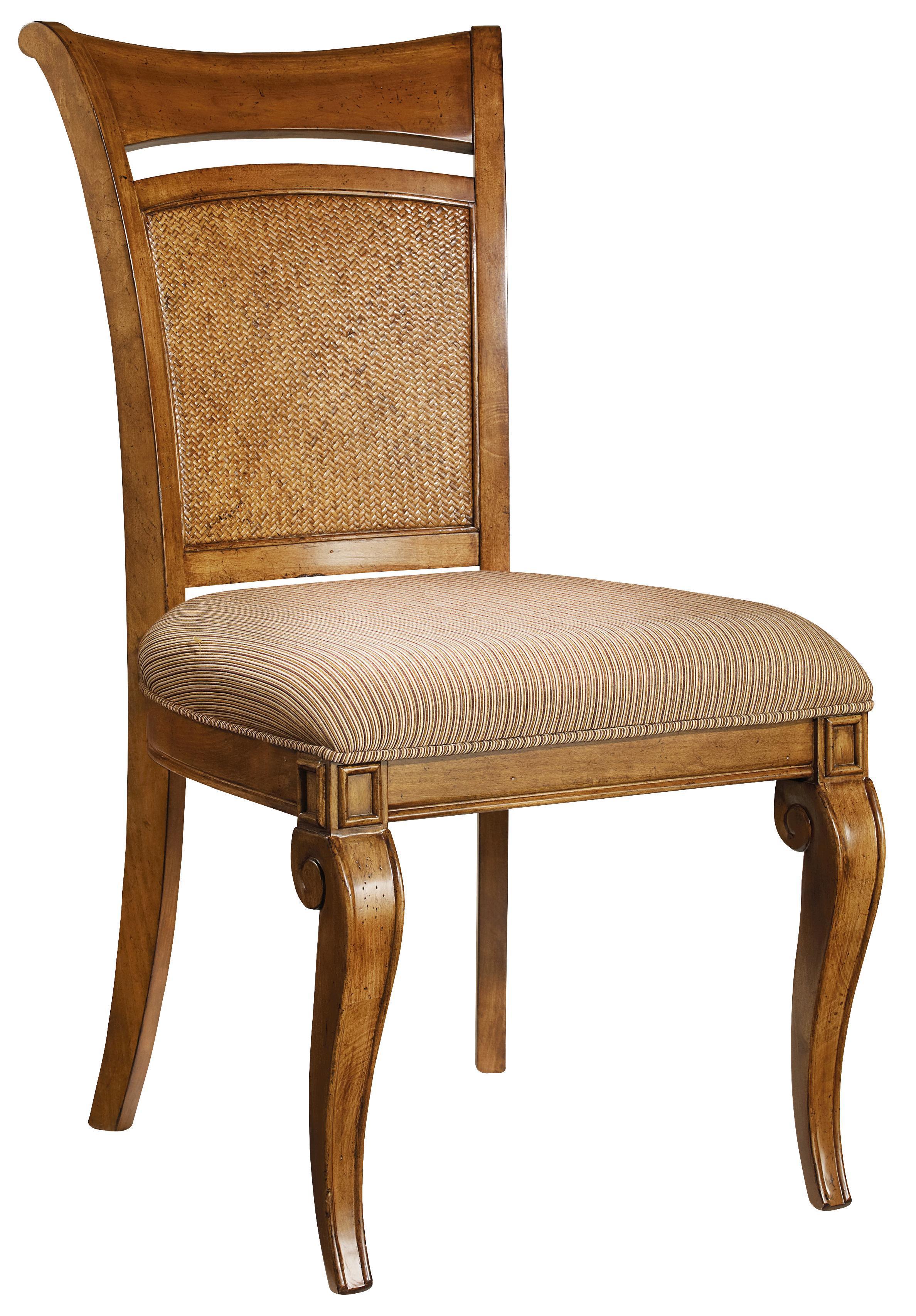 Hooker Furniture Windward Dining Side Chair - Item Number: 1125-76410