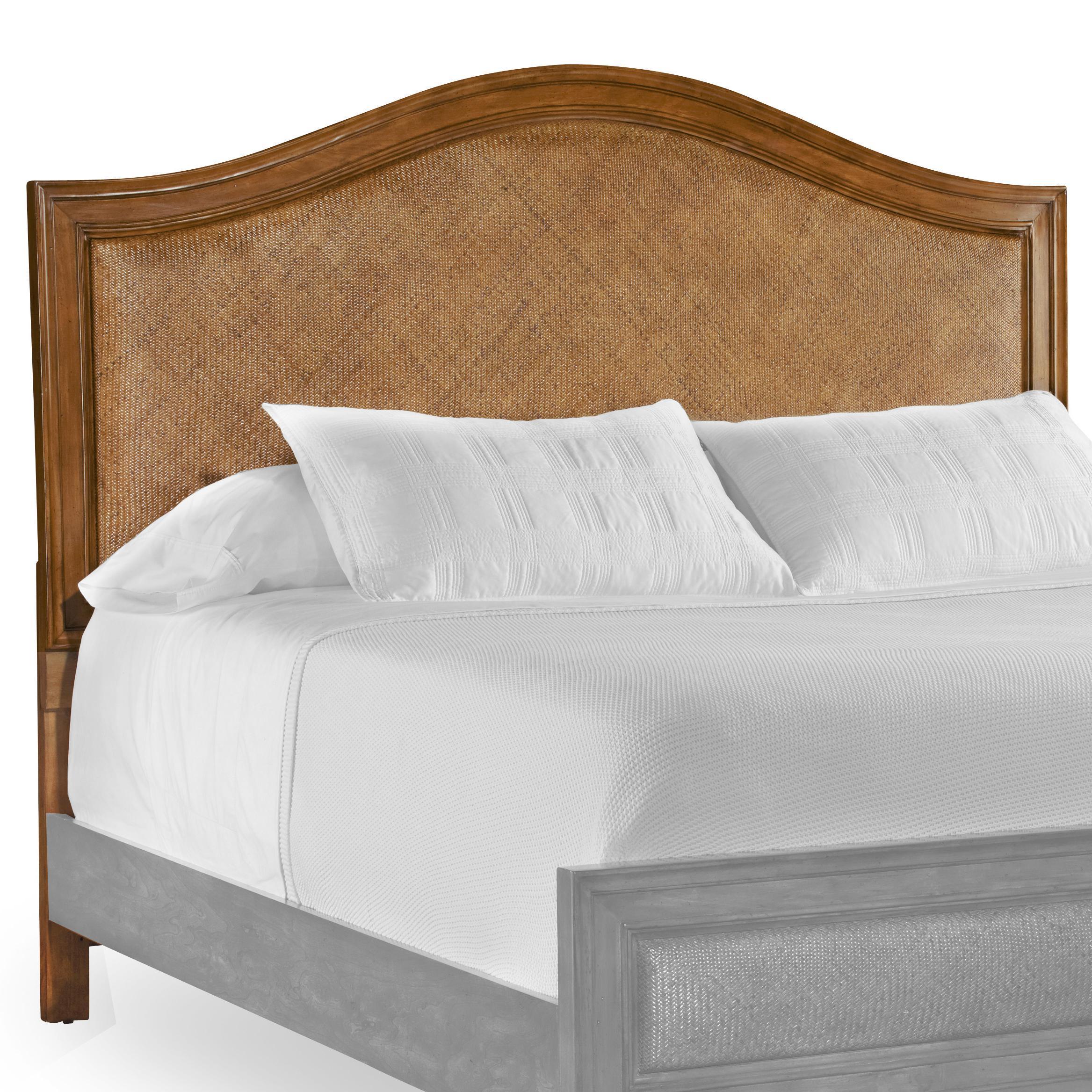 Hooker Furniture Windward Queen Raffia Headboard - Item Number: 1125-91851