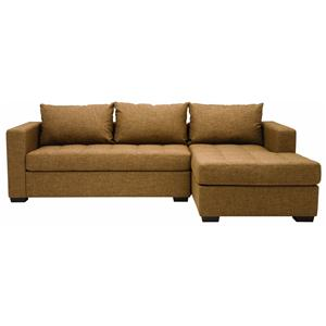 EQ3 Porter Contemporary 2 pc. Sectional with Right-Hand Chaise
