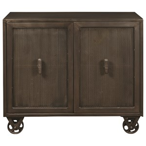 Eric Church's Highway to Home by Pulaski Accents  Hyde Accent Chest