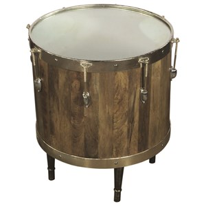 Eric Church's Highway to Home by Pulaski Accents  Craig Accent Table