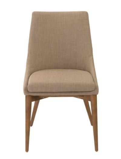 Eurø Style Calais Dining Side Chair - Item Number: 38676TAN