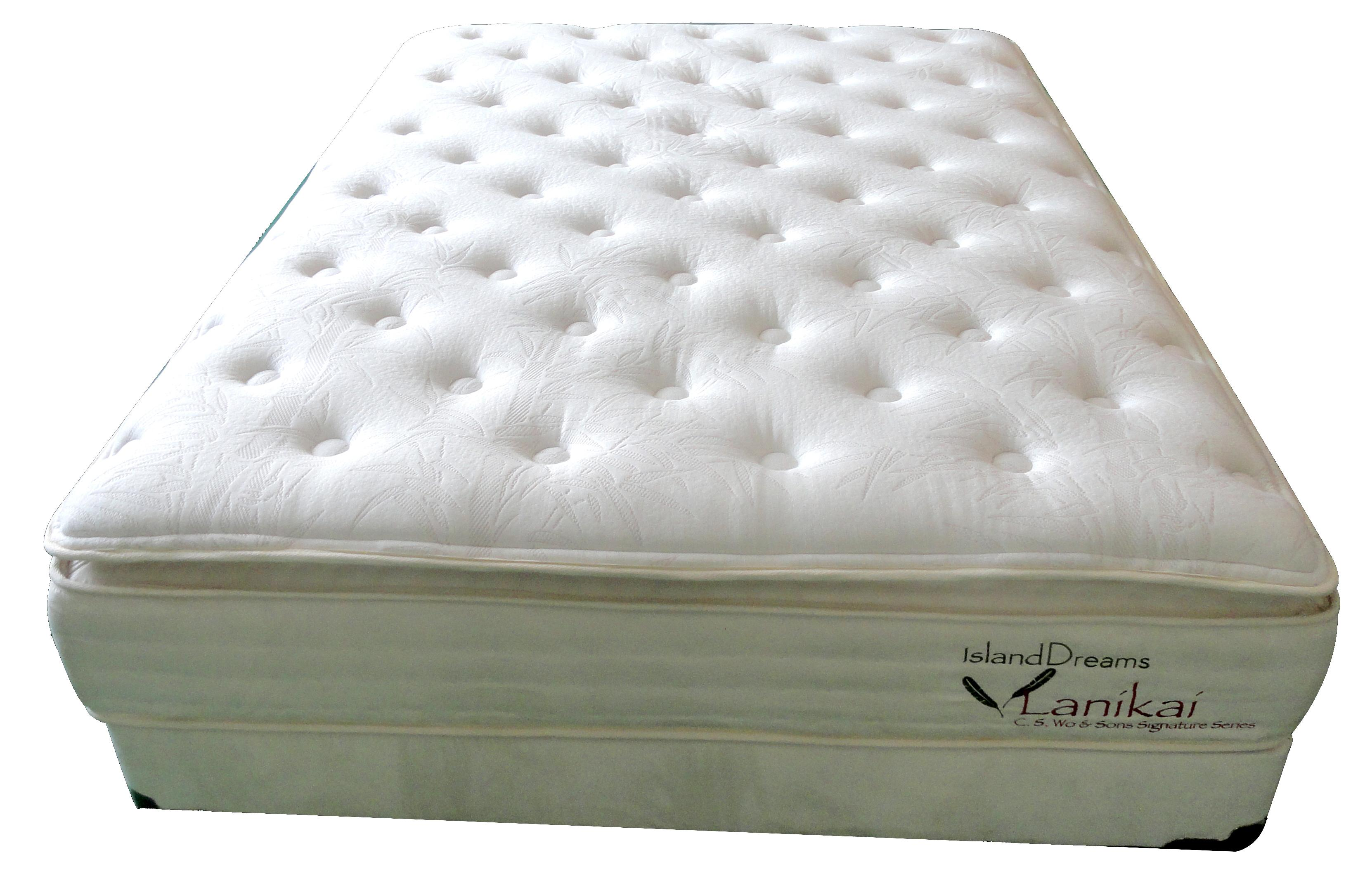 island dreams lanikai twin plush mattress