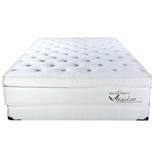 Island Dreams Waialae II Queen Plush Mattress