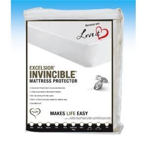 "Excelsior 16"" Invincible Gen 2 Queen Mattress Protector"