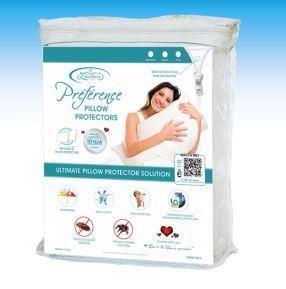 Queen Pillow Protector