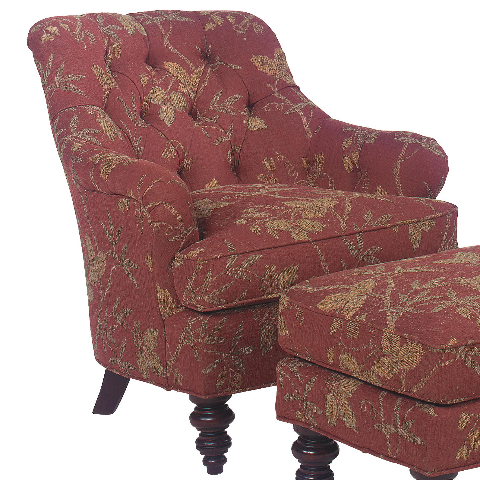 Fairfield 1141 Lounge Chair - Item Number: 1141-01