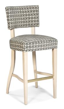 Barstools Upholstered Barstool by Fairfield at Belfort Furniture