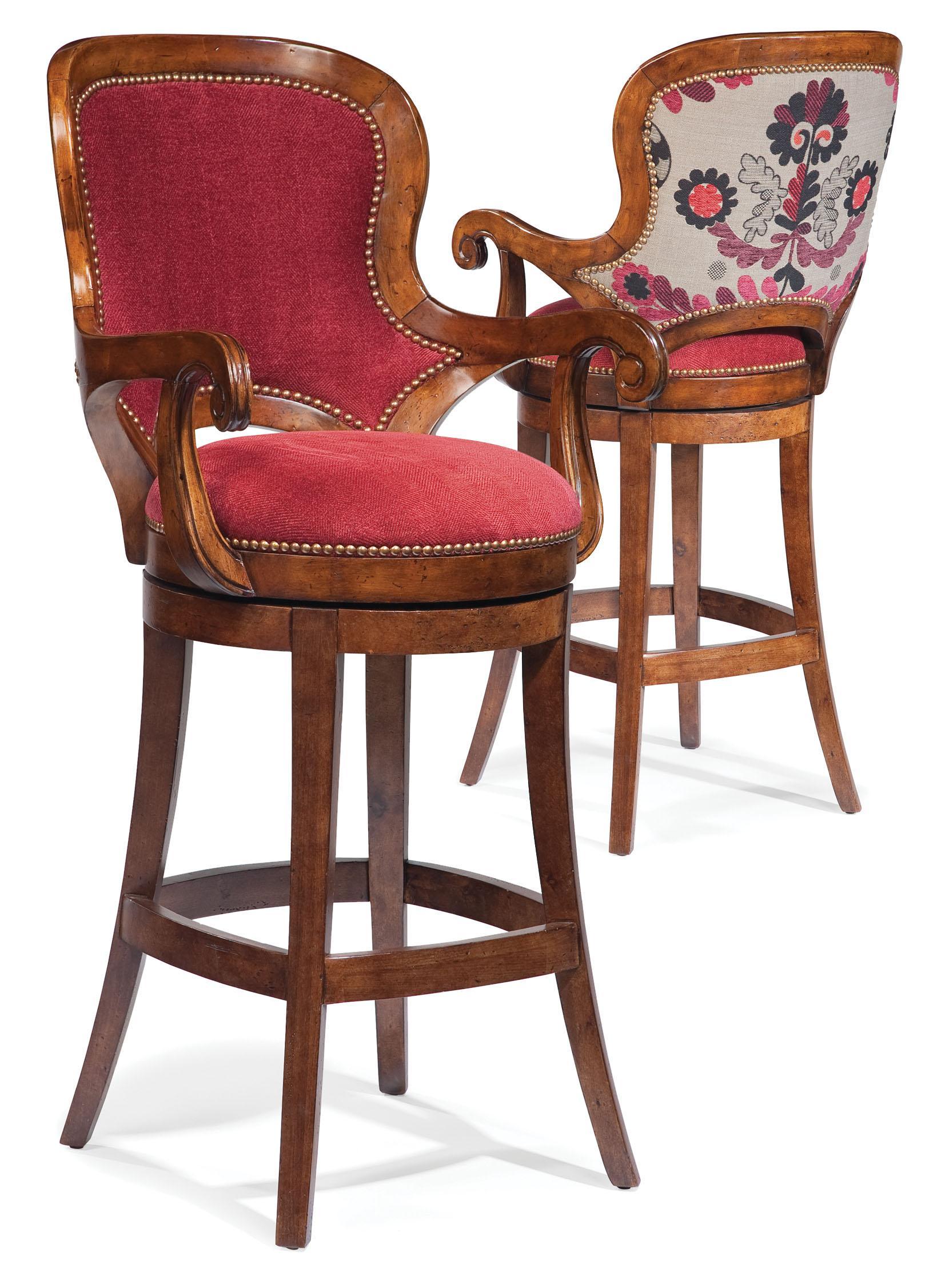 Swell Fairfield Barstools 5034 06 Wooden Bar Stool With Camellatalisay Diy Chair Ideas Camellatalisaycom