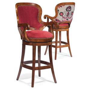 Fairfield Barstools Wooden Bar Stool
