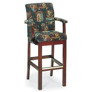 Fairfield Barstools Upholstered Bar Stool