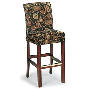 Fairfield Barstools Armless Bar Stool