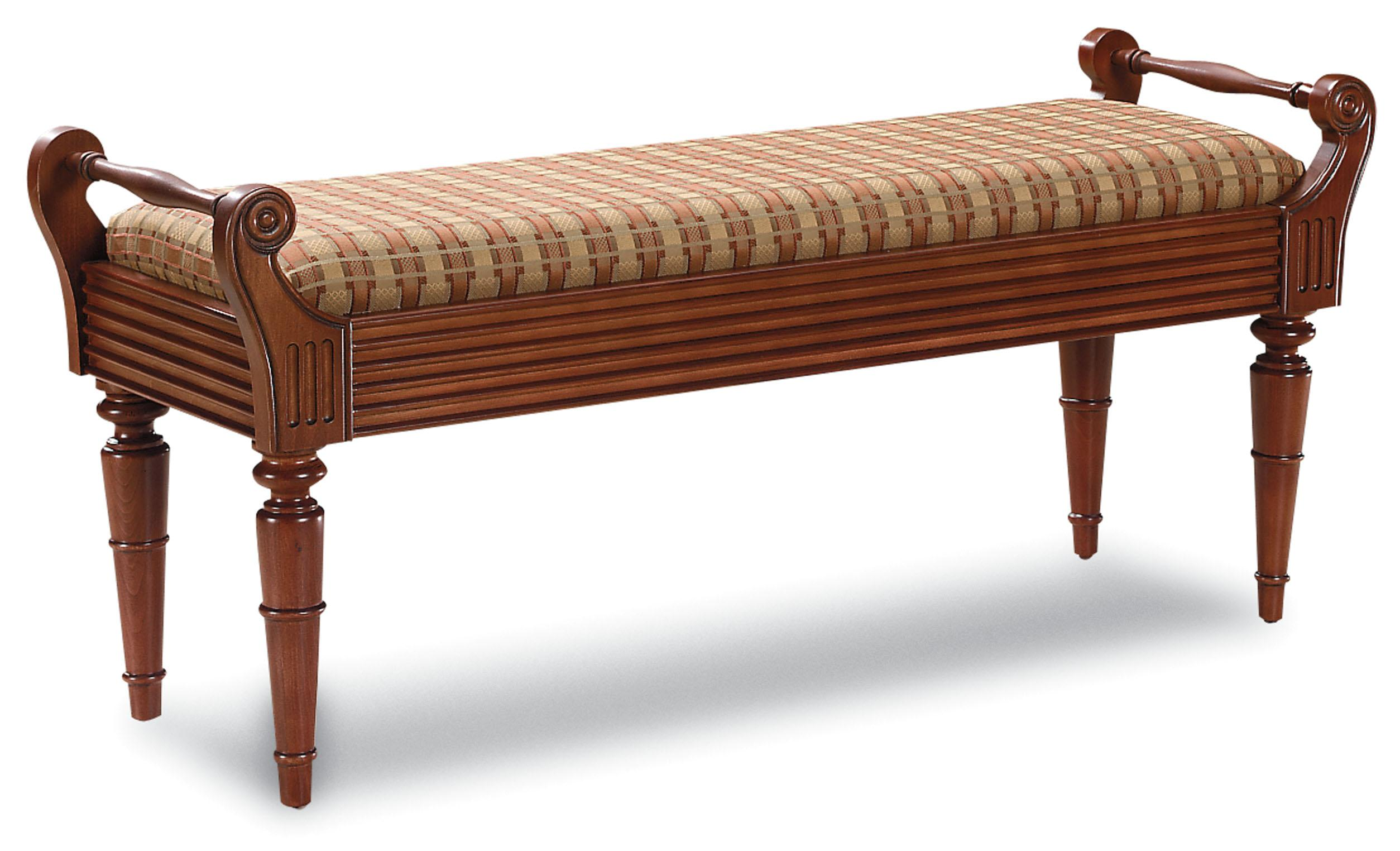 Fairfield Benches Upholstered Bench - Item Number: 1634-10