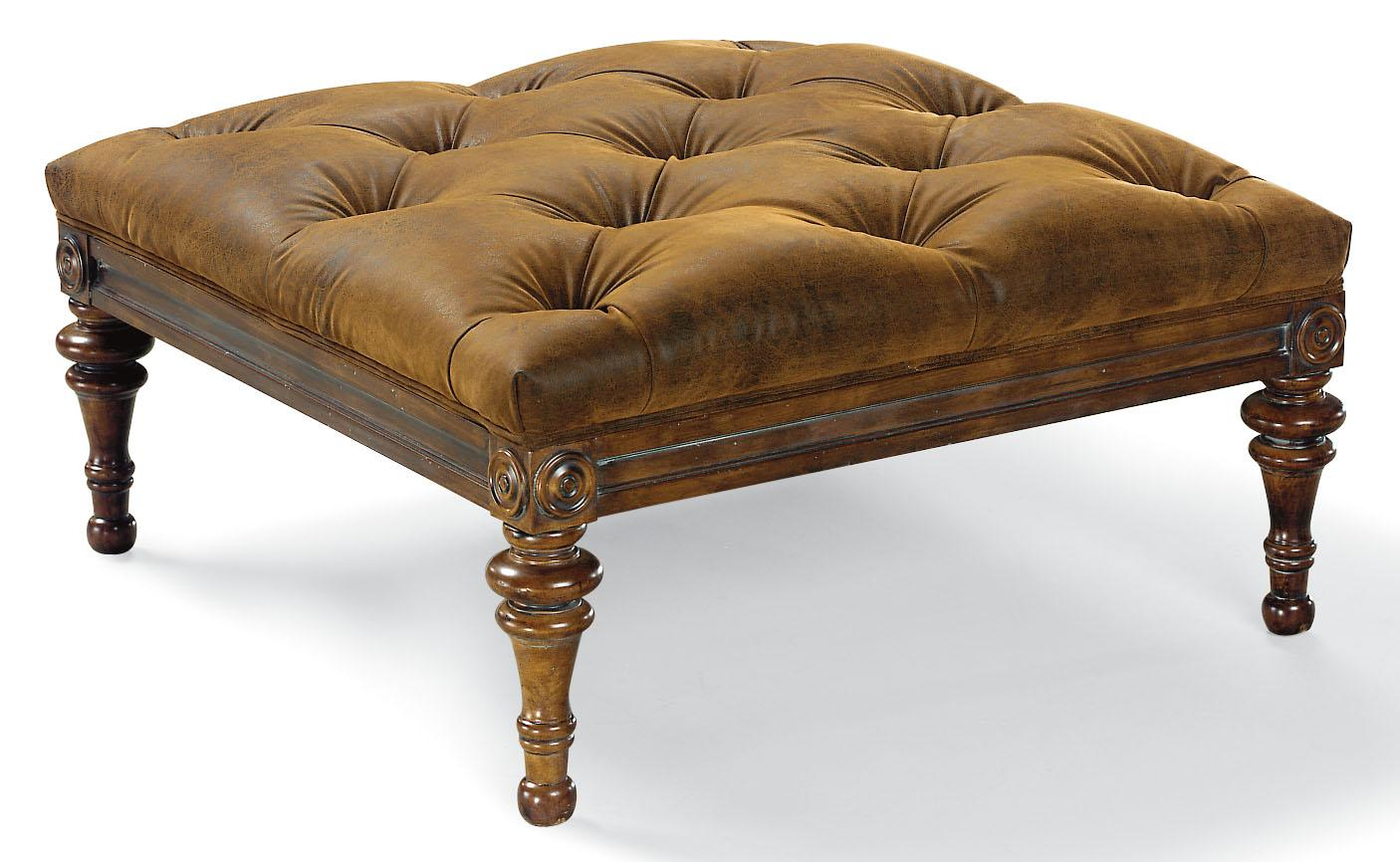 Fairfield Ottomans Cocktail Ottoman - Item Number: 1651-20