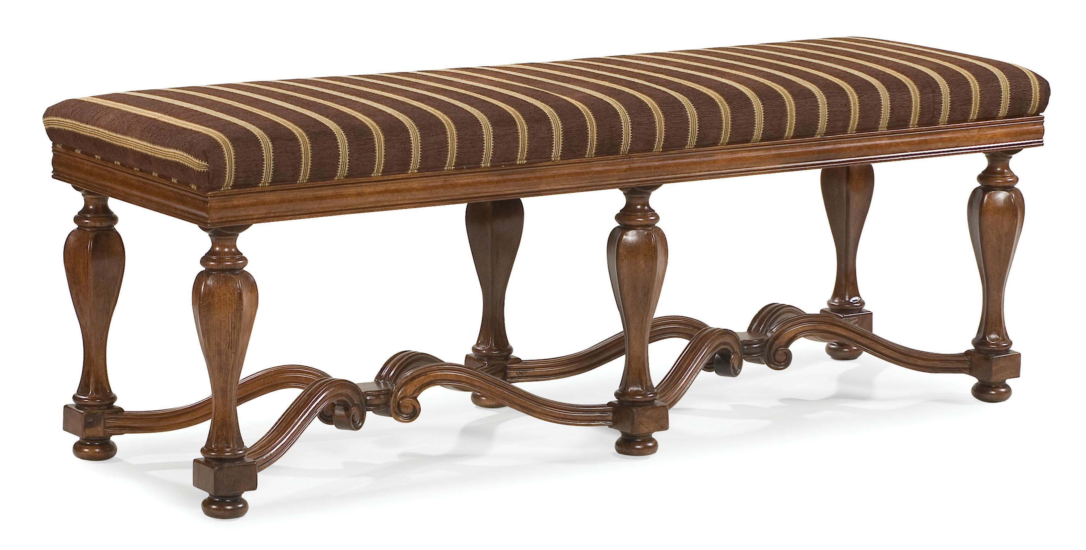 Fairfield Benches Bench - Item Number: 1670-10