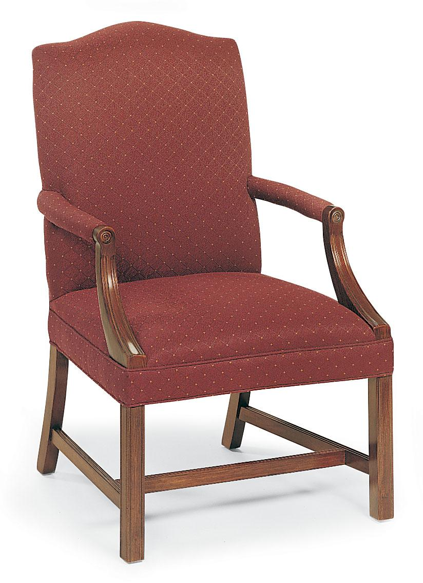 Fairfield Chairs Exposed Wood Chair - Item Number: 1036-01