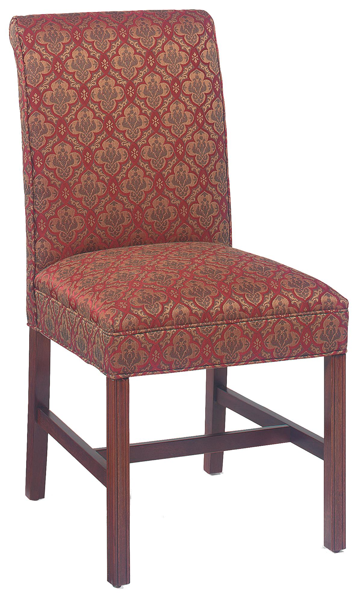 Fairfield Chairs Armless Chair - Item Number: 1060-01