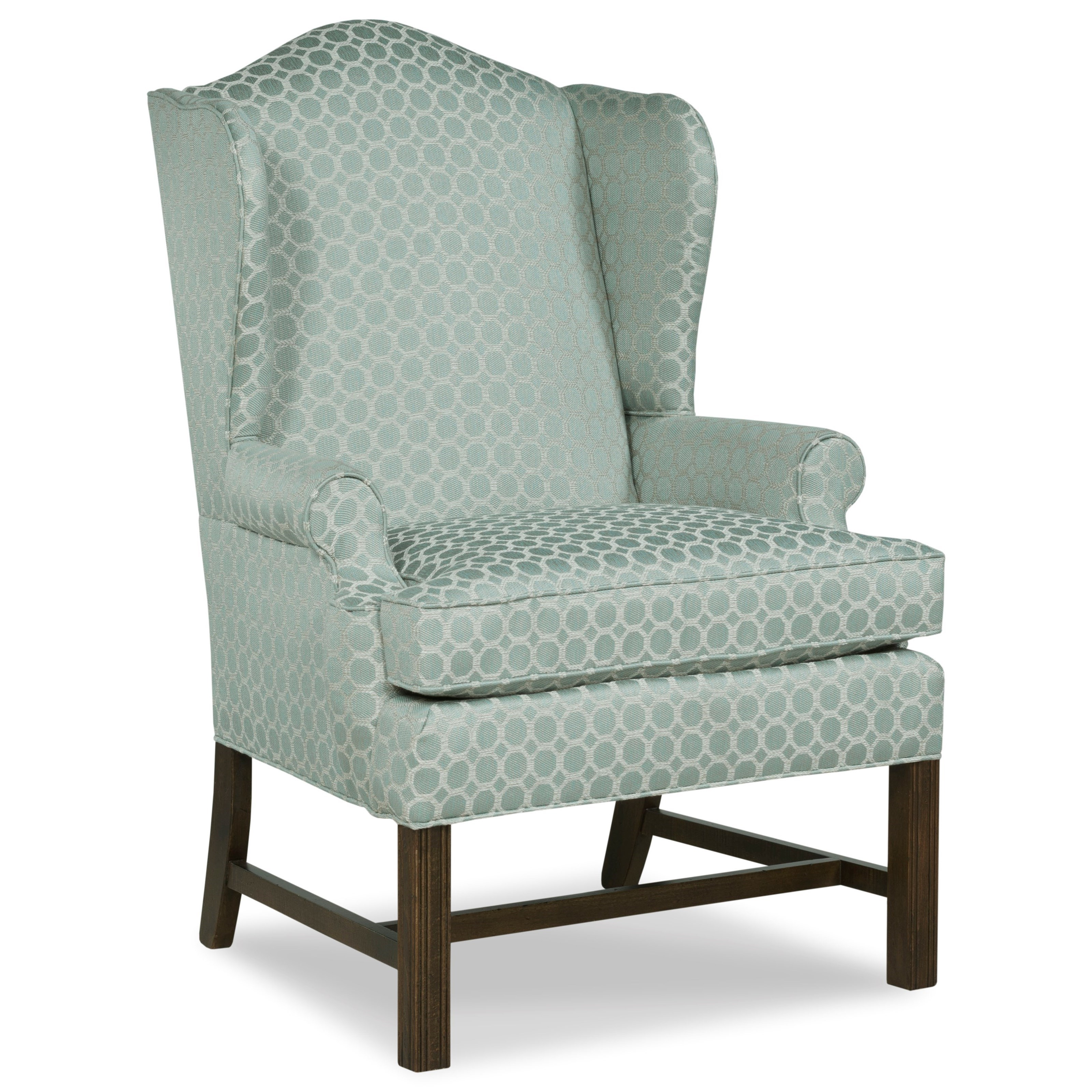 Fairfield Chairs Upholstered Wing Chair Moore S Home