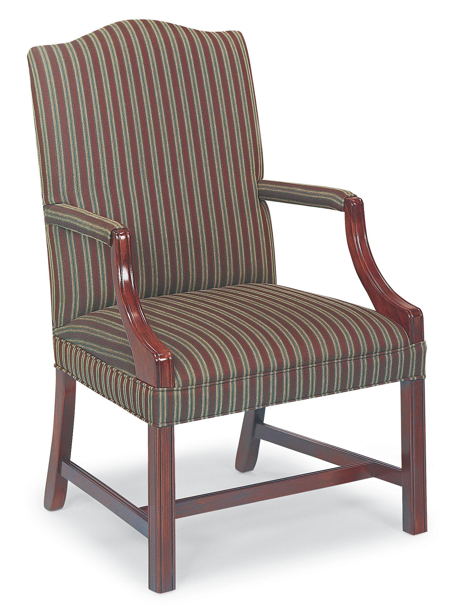 Fairfield Chairs Exposed Wood Chair - Item Number: 1092-04