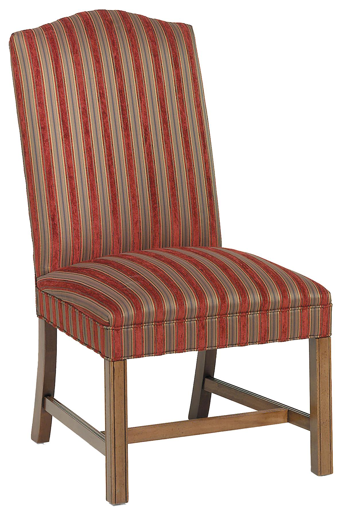 Fairfield Chairs Exposed Wood Chair - Item Number: 1093-05