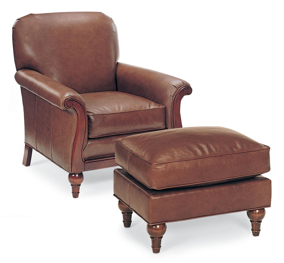 Fairfield Chairs Chair and Ottoman Combination - Item Number: 1401-01+20