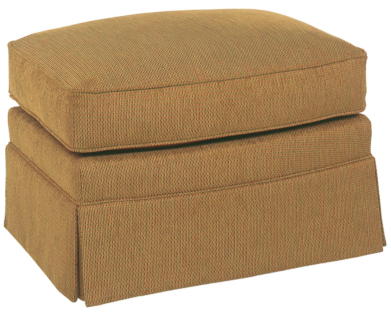 Fairfield Chairs Ottoman - Item Number: 1454-20