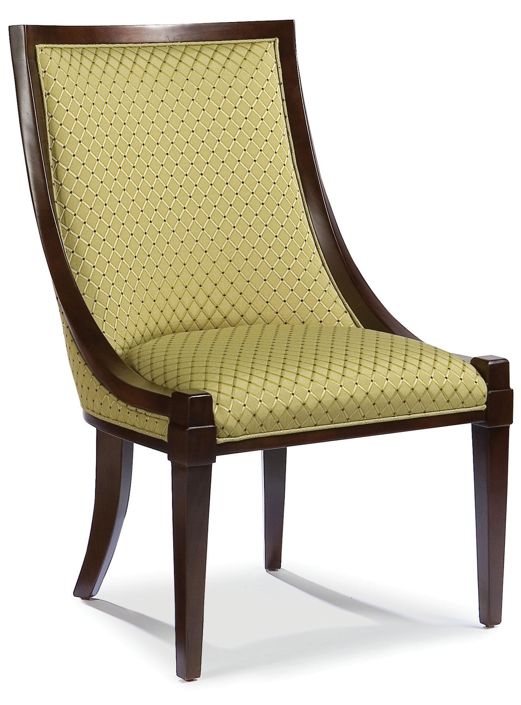 Fairfield Chairs Exposed Wood Chair - Item Number: 1476-01