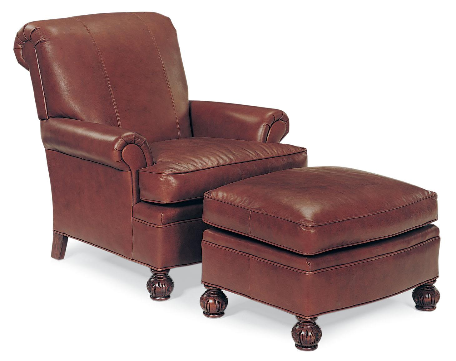 Fairfield Chairs Chair and Ottoman - Item Number: 1489-01+20