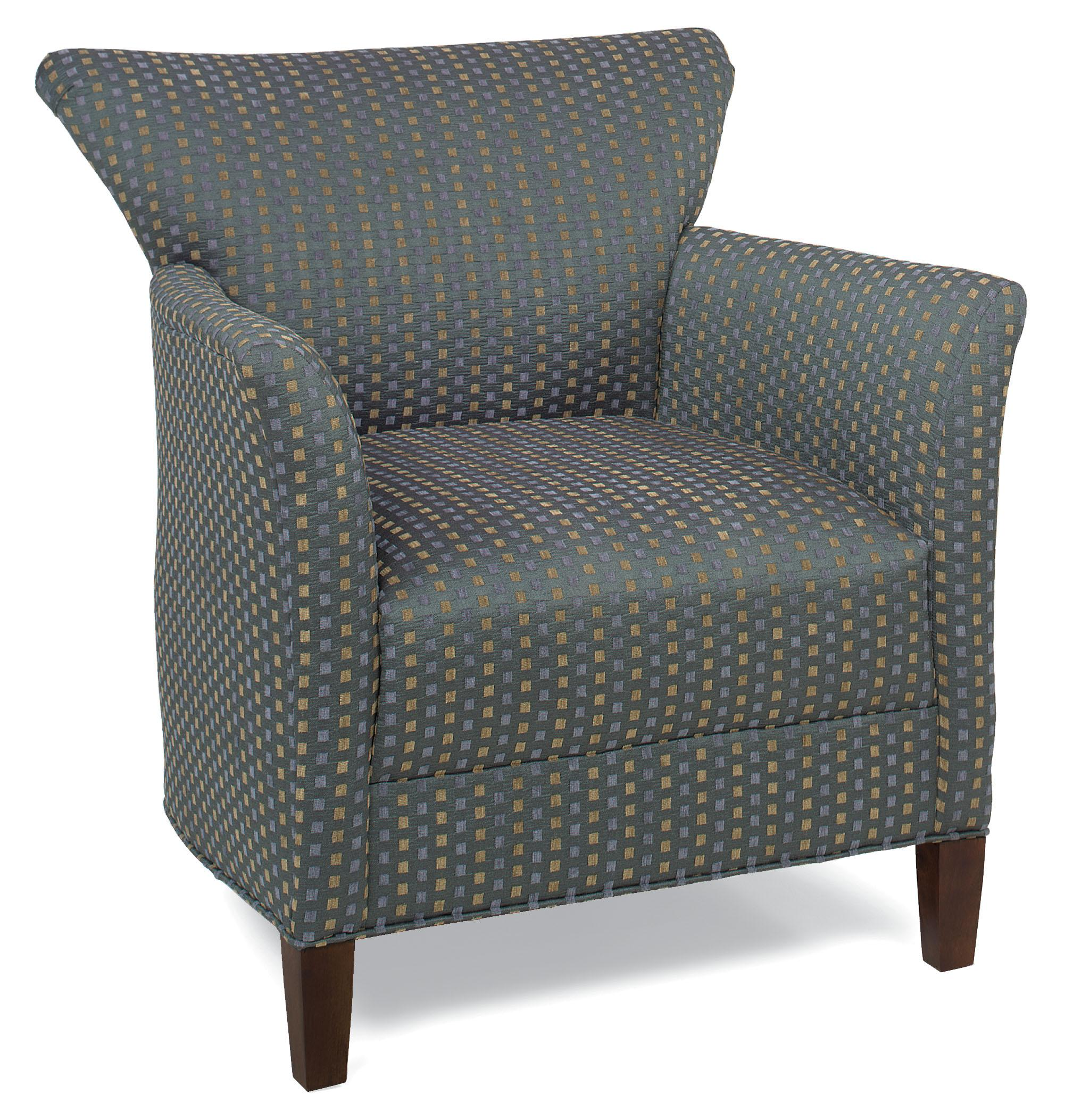 Fairfield Chairs Upholstered Chair - Item Number: 1814-01